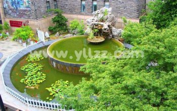 园林绿化工程中小区景观水池施工技术